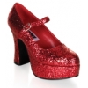 MARYJANE-50G Red Glitter